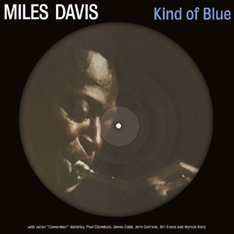 KIND OF BLUE [PICTURE DISC LP]