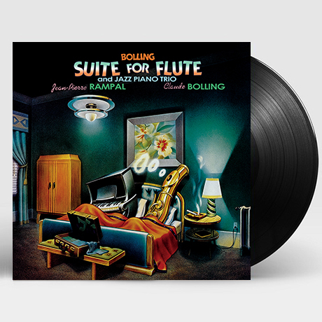 SUITE FOR FLUTE AND JAZZ PIANO TRIO [180G LP] [한정반]