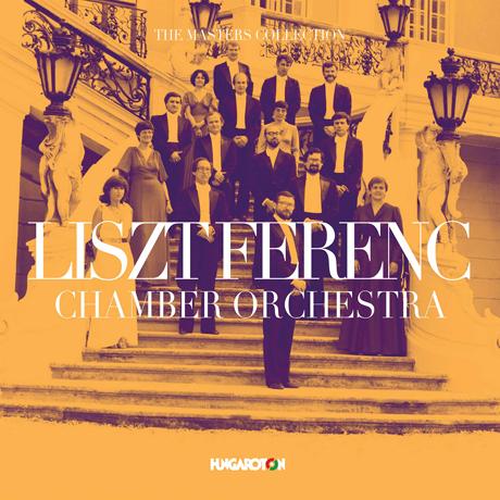 THE MASTERS COLLECTION/ LISZT FERENC CHAMBER ORCHESTRA [마스터스 콜렉션: 리스트 챔버 오케스트라]