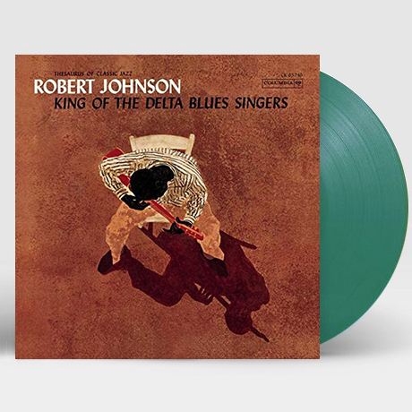 KING OF THE DELTA BLUES SINGERS [TURQUOISE LP]