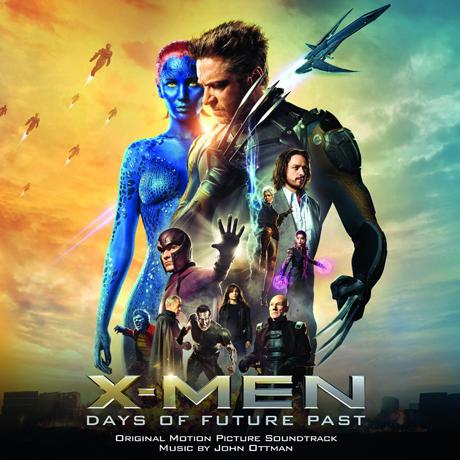 X-MEN: DAYS OF FUTURE PAST [LP] [엑스맨: 데이즈 오브 퓨쳐 패스트]
