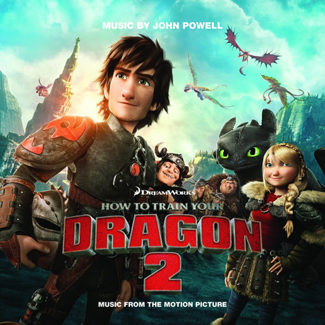HOW TO TRAIN YOUR DRAGON 2 [LP] [드래곤 길들이기 2]