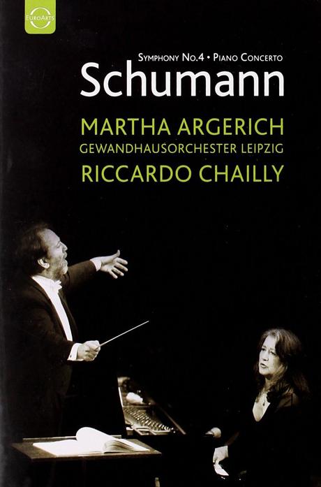 PIANO CONCERTO & SYMPHONY NO. 4/ MARTHA ARGERICH, RICCARDO CHAILLY [슈만: 피아노 협주곡 & 교향곡 4번]