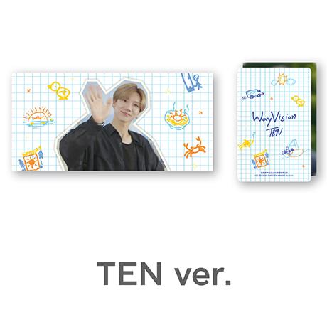 TEN_WAY VISION [플립북+필름SET]