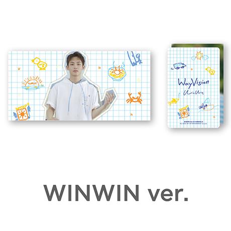WINWIN_WAY VISION [플립북+필름SET]