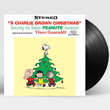 A CHARLIE BROWN CHRISTMAS [LP]