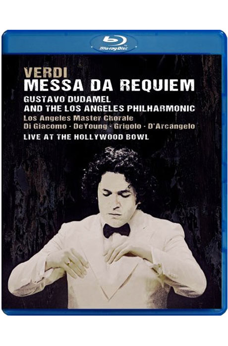 MESSA DA REQUIEM: LIVE AT THE HOLLYWOOD BOWL/ GUSTAVO DUDAMEL [베르디: 레퀴엠]