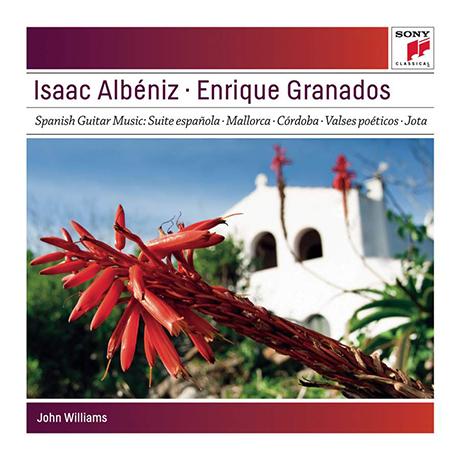SPANISH GUITAR MUSIC/ JOHN WILLIAMS [MASTERS]