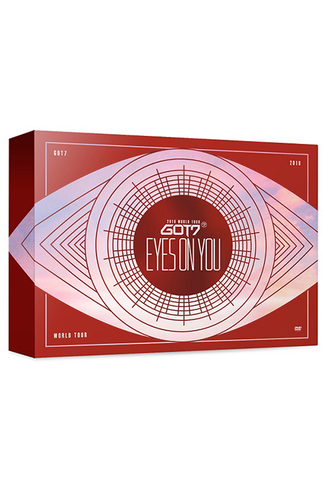 EYES ON YOU: 2018 WORLD TOUR [3BD+MD]