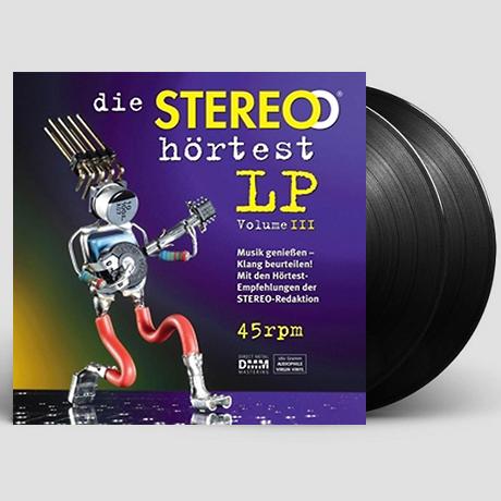 DIE STEREO HORTEST LP VOL.3 [180G 45RPM LP] [한정반]