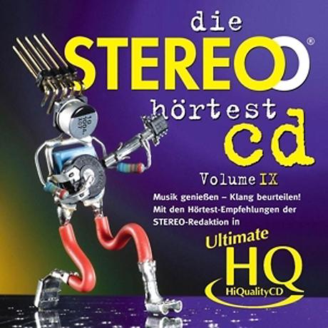 DIE STEREO HORTEST VOL.9 [UHQCD]