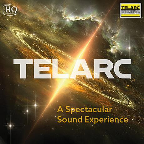TELARC: A SPECTACULAR SOUND EXPERIENCE [UHQCD] [텔락 스펙타큘라 사운드]