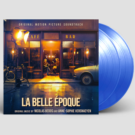 LA BELLE EPOQUE [벨 에포크] [TRANSPARENT BLUE] [180G LP] [한정반]