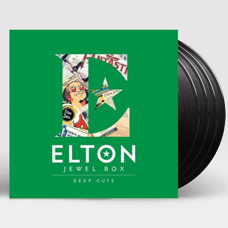 JEWEL BOX: DEEP CUTS [180G LP]