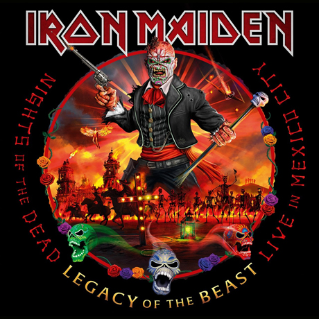 NIGHTS OF THE DEAD: LEGACY OF THE BEAST - LIVE IN MEXICO CITY
