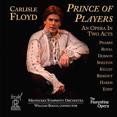 PRINCE OF PLAYERS/ WILLIAM BOGGS [플로이드: 프린스 오브 플레이어스(2막 오페라)]
