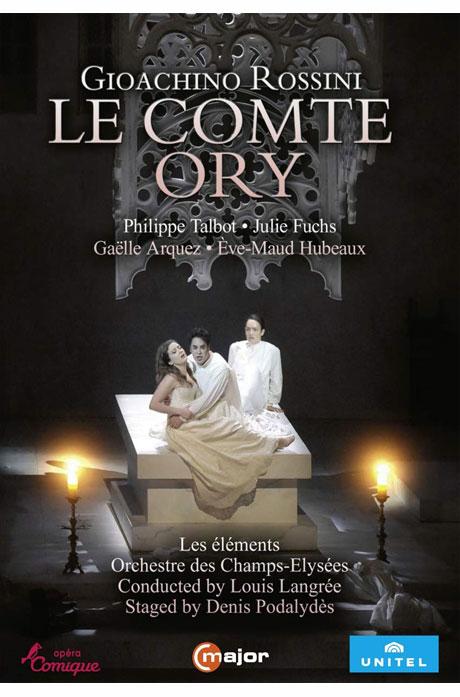 LE COMTE ORY/ LOUIS LANGREE [로시니: 오리 백작] [한글자막]