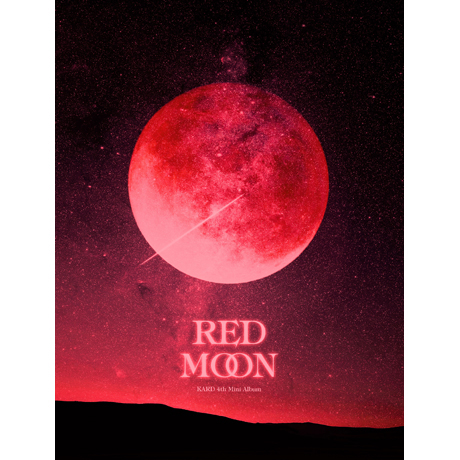 RED MOON [미니 4집]