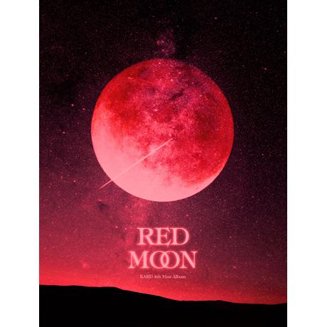 RED MOON [미니 4집]