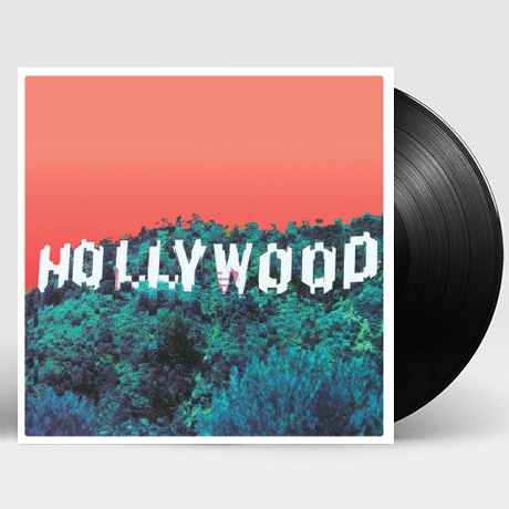 "HOLLYWOOD/ IN MY CITY OF SEOUL [7"" SINGLE LP] [한정반]"