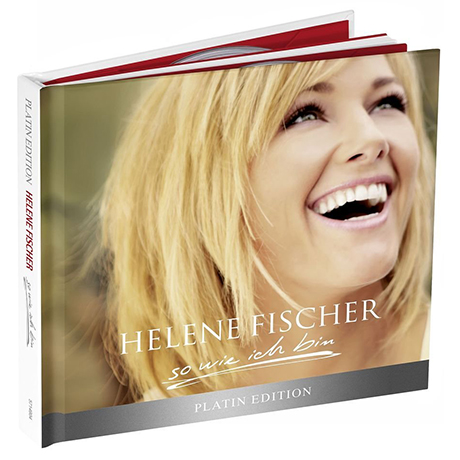 SO WIE ICH BIN [THE WAY I AM] [CD+DVD] [PLATIN EDITION] [한정반]