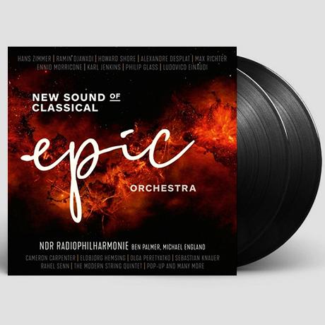 EPIC ORCHESTRA: NEW SOUND OF CLASSICAL [에픽 오케스트라 - 클래식의 새로운 사운드] [LP]