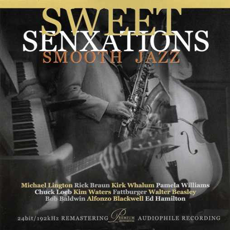 SWEET SENXATIONS: SMOOTH JAZZ