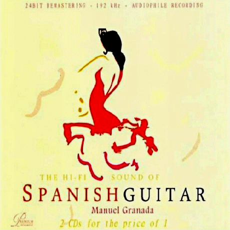THE HI-FI SOUND OF SPANISH GUITAR