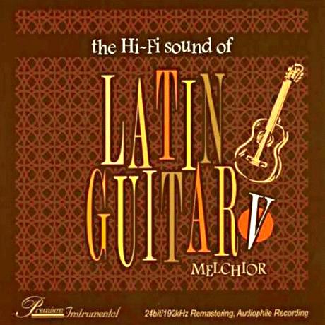 THE HI-FI SOUND OF LATIN GUITAR 5