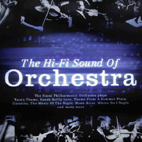 THE HI-FI SOUND OF ORCHESTRA VOL.1