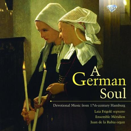 A GERMAN SOUL/ LAIA FRIGOLE, JUAN DE LA RUBIA