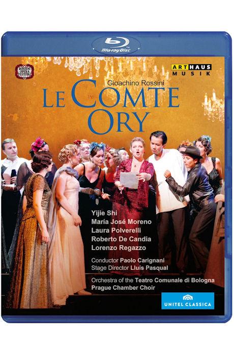 LE COMTE ORY/ PAOLO CARIGNANI [로시니: 오리 백작]