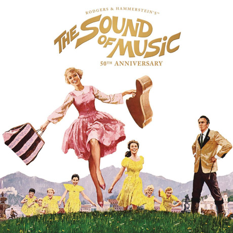 SOUND OF MUSIC [50TH ANNIVERSARY EDITION] [사운드 오브 뮤직]