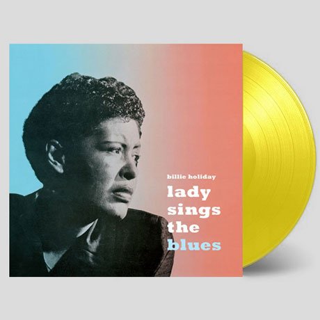 LADY SINGS THE BLUES [WAX TIME IN COLOR] [180G CLEAR YELLOW LP]