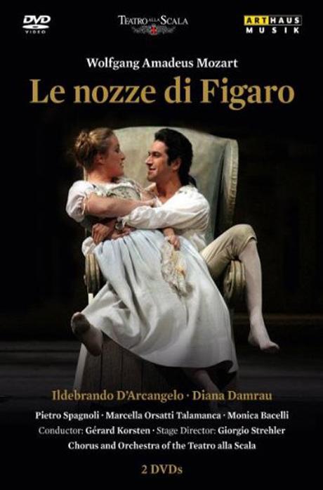 LE NOZZE DI FIGARO/ GERARD KORSTEN [모차르트: 피가로의 결혼]