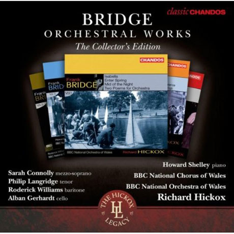 ORCHESTRAL WORKS/ RICHARD HICKOX