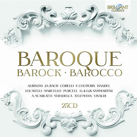 BAROQUE [17-18세기 바로크 작곡가 들의 대표 합주 & 협주곡]