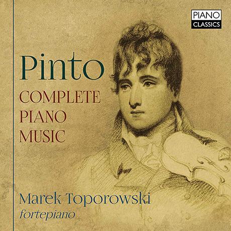 COMPLETE PIANO MUSIC/ MAREK TOPOROWSKI [핀토: 피아노 작품 전곡 - 마렉 토포로프스키]