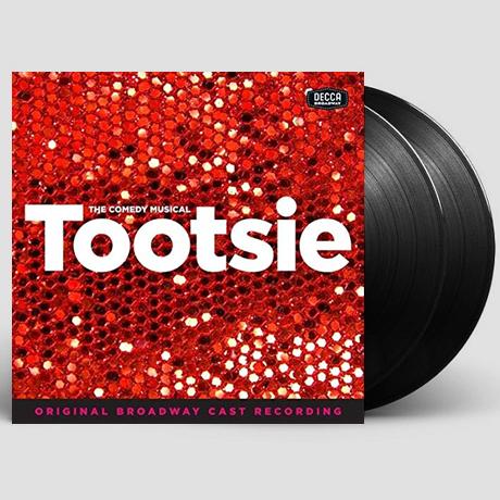 TOOTSIE: THE COMEDY MUSICAL - ORIGINAL BROADWAY CAST RECORDING [뮤지컬 투씨] [LP]