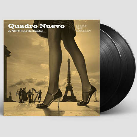 END OF THE RAINBOW: WITH NDR POPS ORCHESTRA [LP]