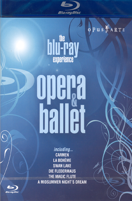 THE BLU-RAY EXPERIENCE: OPERA & BALLET