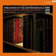 TREASURES OF THE GERMAN BAROQUE/ RADIO ANTIQUA [독일 바로크의 보물: 텔레만, 샤프라트, 피젠델 외 - 라디오 안티카]