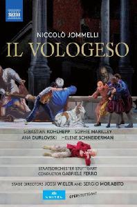 IL VOLOGESO/ GABRIELE FERRO [욤멜리: 일 볼로제소] [한글자막]