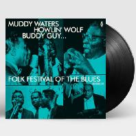 FOLK FESTIVAL OF THE BLUES: MUDDY WATERS, HOWLIN WOLF, BUDDY GUY, SONNY BOY WILLIAMSON, WILLIE DIXON [180G LP]