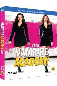 뱀파이어 아카데미 [BD+DVD] [VAMPIRE ACADEMY]