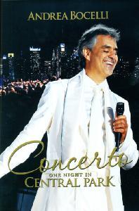 Concerto: One Night In Central Park [초도 한정 1:1 전통의 유니버설뮤직 클래식 탁상 달력 증정]