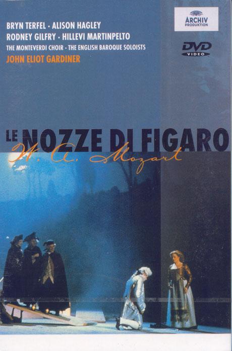 모차르트 피가로의 결혼/ 가디너 [MOZART LE NOZZE DI FIGARO/ GARDINER]