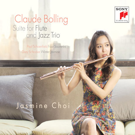 CLAUDE BOLLING SUITE FOR FLUTE AND JAZZ TRIO [클로드볼링 재즈 모음곡]