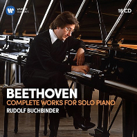COMPLETE WORKS FOR SOLO PIANO/ RUDOLF BUCHBINDER [베토벤: 피아노 솔로 전집 - 루돌프 부흐빈더]