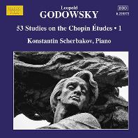 PIANO MUSIC VOL.14/ KONSTANTIN SCHERBAKOV [고도프스키: 피아노 작풉 14집 - 콘스탄틴 셰르바코프]